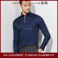 Wholesale readymade garments famous brand men's dress shirt market