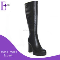 women sexy boots shoes very high heels ladies knee high boots