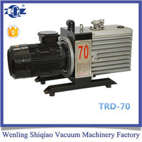 LZ TRD-70 vacuum pump manufacturer 1.5kw two stage dental lab portable vacuum pump for sale