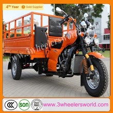 Alibaba Website 2014 China Newest Design 200cc Cheap Cargo Gasoline Tricycle for Sale
