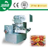 China suplier NEW SMCG-500 Automatic SMCG-500 Switzerland Candy Cut and Fold Sugus Packing Machine