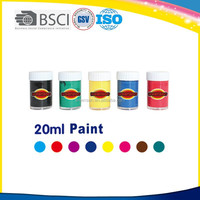 Hot sell acrylic paint sets,pictures color painting
