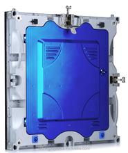 aluminum led channel p4 p6 rental cabinet