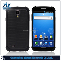 TPU+PC Hybrid Cellphone Hard Case for Samsung Galaxy S4