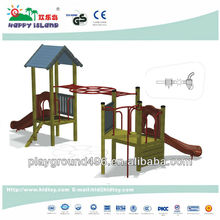 Outdoor equipment for playgrounds / parks