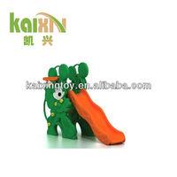 plastic kids indoor play equipment mini slides