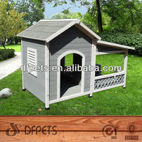 Wooden Dog House With Big Run DFD3018