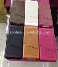 Vintage buckles series case for ipad mini with Card Slot