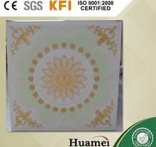 603*603 mm Suspended Gypsum Fiber ceiling/ GRG(glass fiber reinforced gypsum)