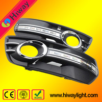 Top quality and super low price car parts for Audi Q5 2012 car led drl light