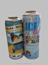 Aerosol Can for Ice Flow Snow Spray diam.52mm 100 200 250ml