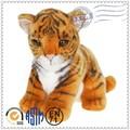de peluche de alta calidad buena costumbre tigre de peluche