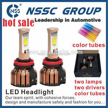 2015 Best Seller!! Wholesale Factory Direct 3C H8 LED Auto Headlight High Power LED Conversion Kit