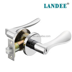 Lever handle door lock for entrance,passage ,privacy.