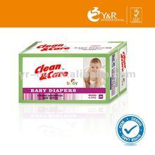 2015 Best Quality Baby Diaper XL