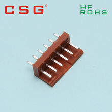 2.5mm pitch 2 pin right angle wafer connector