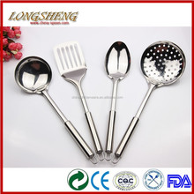 Stainless Steel Kitchen Utensils A104-A107 A112 Kitchen Utensils Set