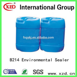 CHEMICALS/shoe racks/buttons coating/slider coating Environmental Sealer