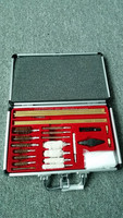 Spray Master Gun Cleaning Kit with Aluminum Case