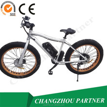 High power 48V lithium battery 500W brushless motor with PAS system velo electrique/fat tire e-bike