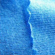 soft hand feeling 100% cotton muslin knit fabric for clothing