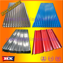 First grade Promotion goods:sheet metal roofing