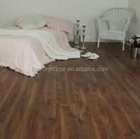 elastic pvc wood mosaic tile