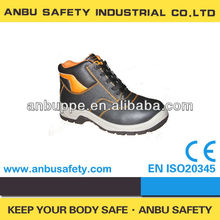 western popular young favored rubber sole sports style safety trainer