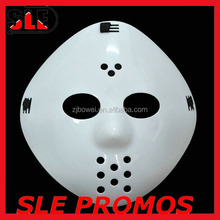 2015 Hot sale halloween plastic jason hockey mask