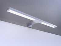 IP44 bathroom light 230V AC Alu profile 6W bathroom mirror light