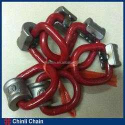Top quality, high strength grade 80 master link,link,forged master link