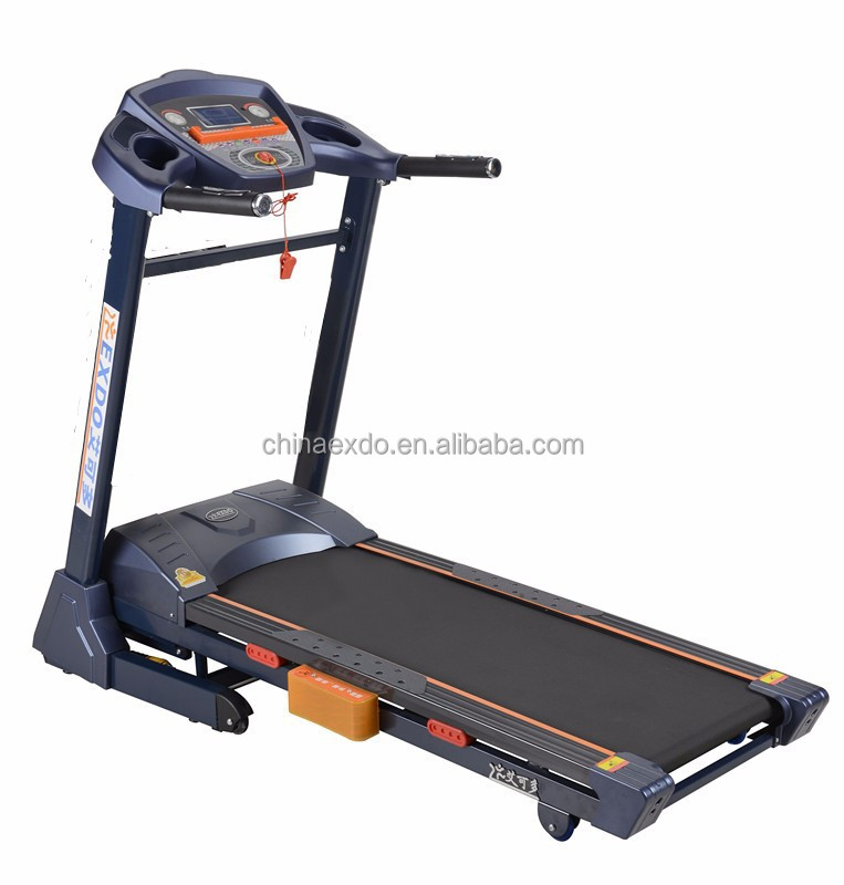 Multi Gym Small Motorized Treadmill Commercial Treadmill