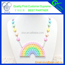 Most popular plastic beads craft items hot sale