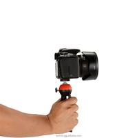Leofoto PT130Camera/ mobile phone/ tablet tripod for movie camera mini tripod small tripods for cameras