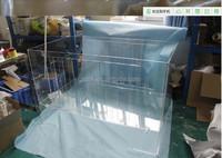 handmade lucite plexiglass baby crib for baby furniture