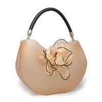 100% fashion high quality bag rubber bag silicone tote bag