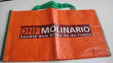 bopp laminated PP woven bag pp for shopping