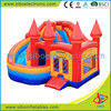 2015 GMIF6213 inflatable play house inflatable animal bouncers