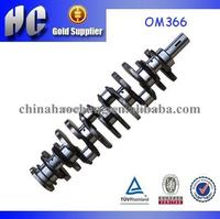 used For Mercedes Benz OM366 diesel engine crankshaft