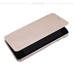New Arrival Nillkin Sparkle Series Window PU Leather Flip Case Cover For Zenfone C ZC451CG