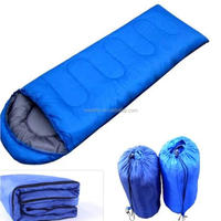 2015 Outdoor Camping Envelope Hooded Down Sleeping Bag