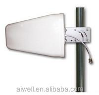 Log Periodic Antenna , broadband antenna,Vertical, 750-2690MHZ, 8dBi
