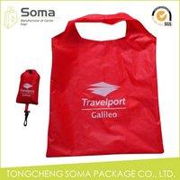 New most popular green spun shopping bag