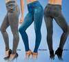 factory price sex girl photos in tight jeggings