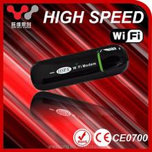 Brand new 3G wifi Modem HSDPA/WCDMA/EDGE/GPRS/GSM Promotion
