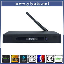 High quality! full metal case T10 tv box amlogic s812 2g/8g kodi14.2 android set top box,internet tv set top box