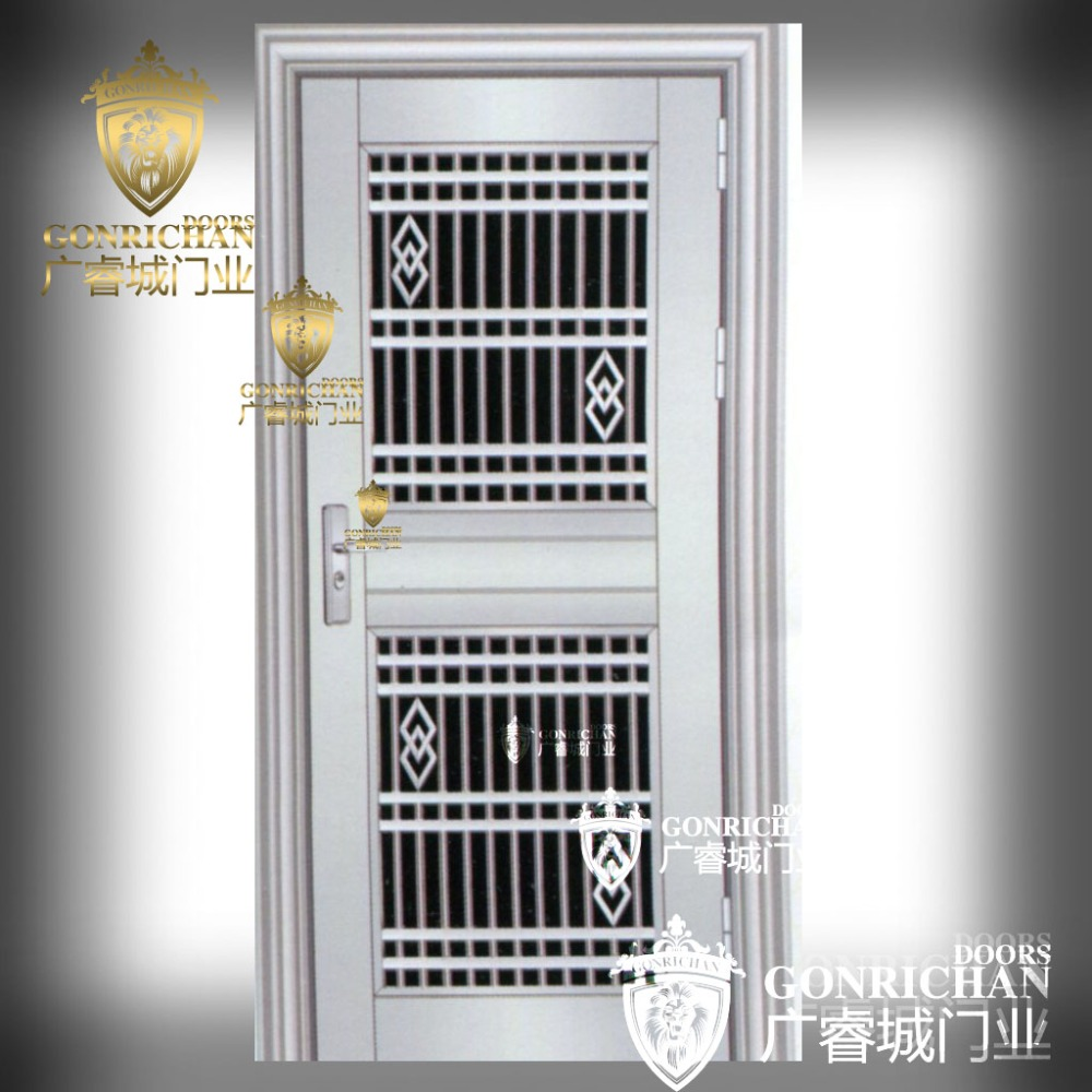Security Storm Doors Product : Metal security storm door entry classical exterior