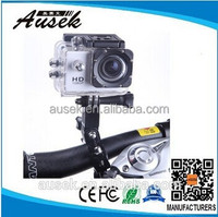 Waterproof Racing Bycicle 1080p outdoor Action camera from China supplier