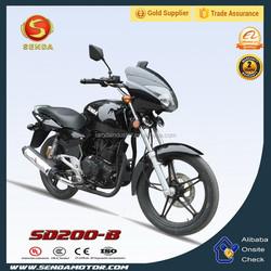 2015 Hot Sale Street Bike Titan Motorcycle 200cc SD200-B