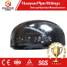 tubular cap forged pipe fittings